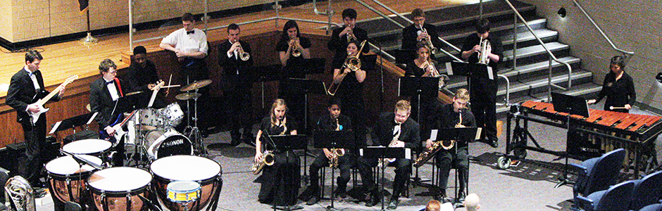 WASHS Jazz Ensemble