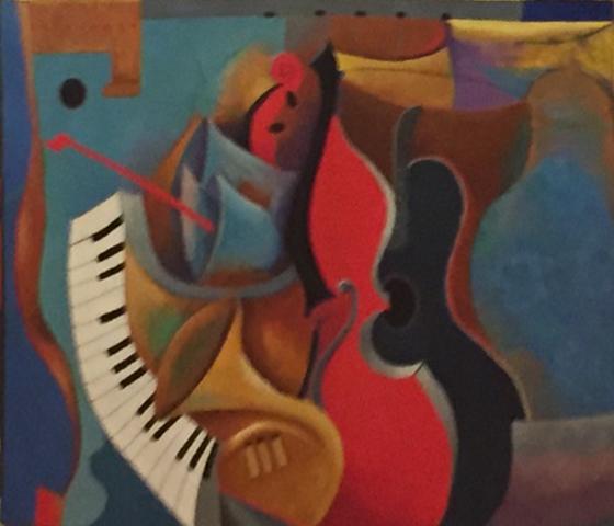 PianoMural